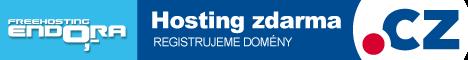 Frehosting - Webhosting Endora.cz