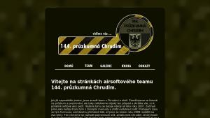 náhled webu 144.hys.cz