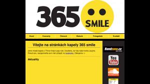 náhled webu 365smile.jecool.net