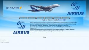 náhled webu airbusa380.6f.sk