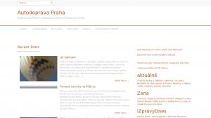 náhled webu autodoprava-praha.g6.cz