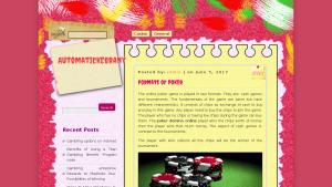náhled webu automatickebrany.com