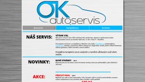 náhled webu autoservisok.cz