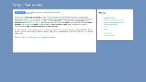 náhled webu barracuda.cekuj.net