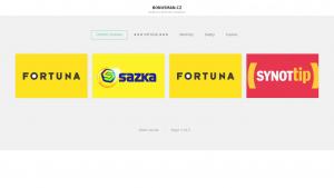 náhled webu bonusman.cz