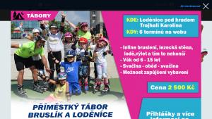náhled webu budinline.cz