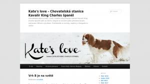 náhled webu cavalier.cekuj.net