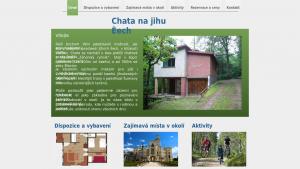 náhled webu chata.maweb.eu