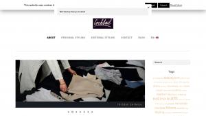 náhled webu chic-cocktail.com