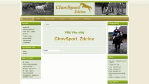 náhled webu chovsportzdelov.hys.cz