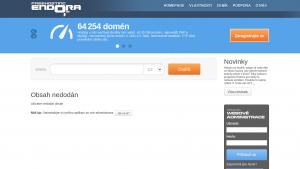 náhled webu crafters.g6.cz