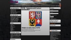 náhled webu cs-tb.clanweb.eu