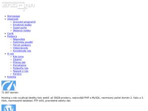 náhled webu czechzteam.clanweb.eu