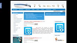 náhled webu dire.cz