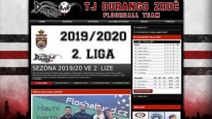 náhled webu durango.4fan.cz