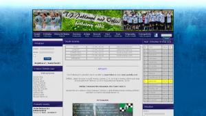 náhled webu fotbal-jablonneno.cz