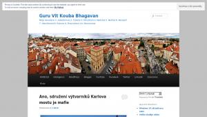 náhled webu gvkb.cz