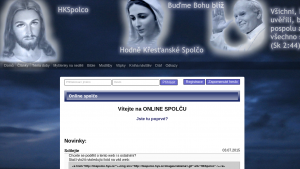 náhled webu hkspolco.hys.cz