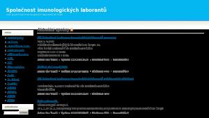 náhled webu imulab.cz