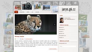 náhled webu jaryn.g6.cz