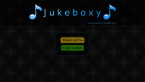 náhled webu jukebox.jecool.net