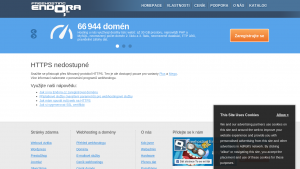 náhled webu khl.6f.sk