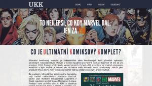 náhled webu komiksovy-komplet.mzf.cz