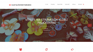 náhled webu krajka-pardubice.8u.cz