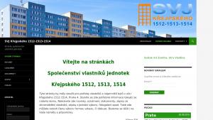 náhled webu krejpskeho1512-1514.cz