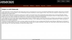 náhled webu krulik.jecool.net
