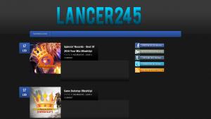 náhled webu lancer245.hys.cz
