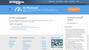 náhled webu legie-smrti.g6.cz