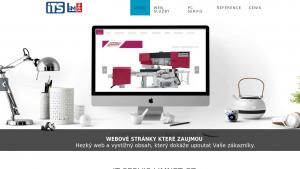 náhled webu limnet.cz