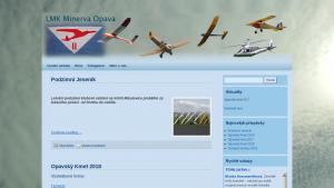 náhled webu lmkop.cz