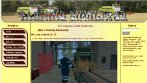 náhled webu ls2011.funsite.cz