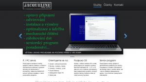 náhled webu ltmservis.cekuj.net