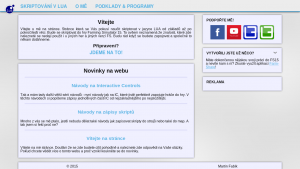 náhled webu lua.jecool.net