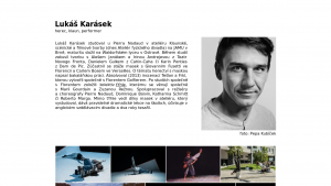 náhled webu lukaskarasek.cz