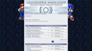 náhled webu manhetn.info