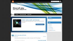 náhled webu mineplay.g6.cz