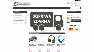 náhled webu modneoblecenie.6f.sk