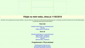náhled webu mpw.8u.cz