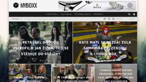 náhled webu myboxx.cz