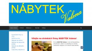 náhled webu nabytek-valena.hys.cz