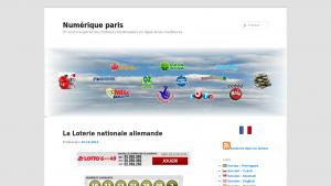 náhled webu numerosdebelles.mablog.eu