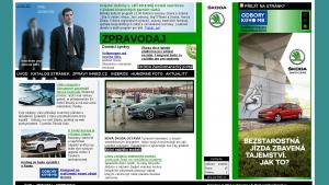 náhled webu odbory-skoda.cz