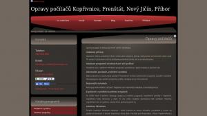 náhled webu opravy-pocitacu.8u.cz