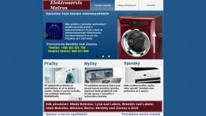 náhled webu opravy-pracek-matras.9e.cz
