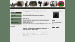 náhled webu paintballnp.g6.cz