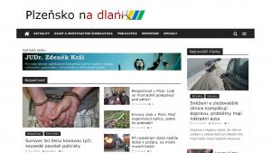 náhled webu plzenskonadlani.mzf.cz